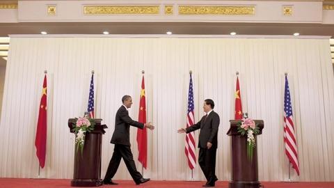 PBS NewsHour -- APEC Summit a 'big moment' for China