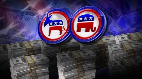 PBS NewsHour -- What campaign funding trends will carry over to 2016?
