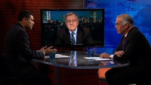 PBS NewsHour -- Shields and Brooks on the China carbon deal