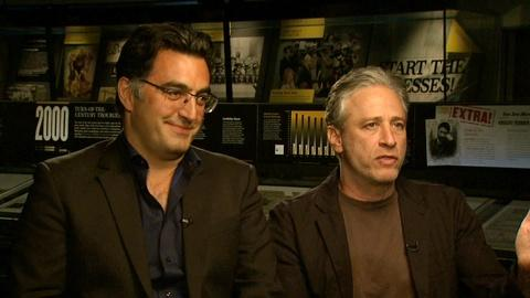 PBS NewsHour -- In 'Rosewater,' remembering humor and humanity after torture