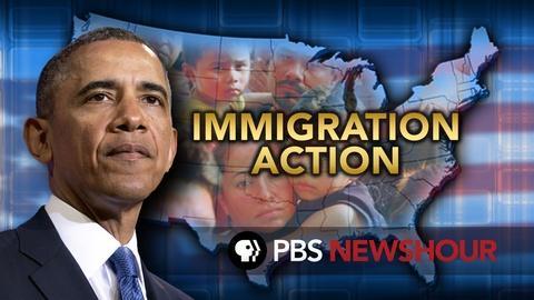 PBS NewsHour -- Special Report: President Obama announces immigration reform
