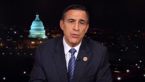 PBS NewsHour -- Rep. Issa questions the legality of Obama's action