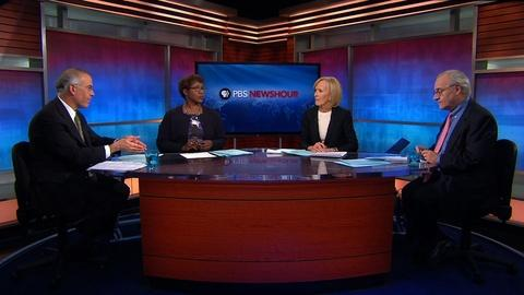 PBS NewsHour -- Brooks and Dionne on Obama's immigration plan