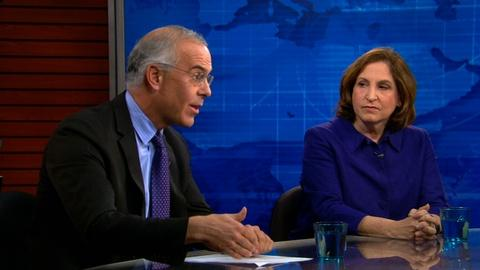 PBS NewsHour -- Brooks and Marcus on immigration executive action precedent