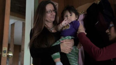 PBS NewsHour -- Responding to domestic violence on Indian reservations