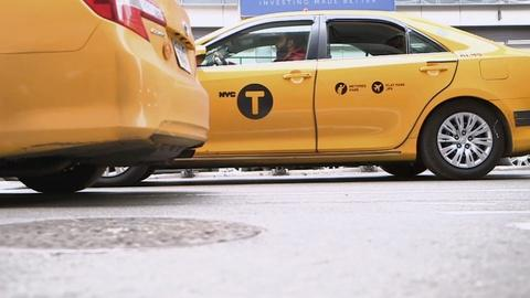 PBS NewsHour -- 'A long way from zero': NYC takes on traffic fatalities