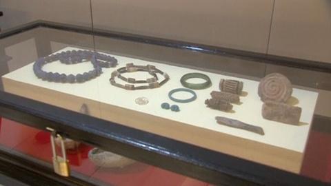 PBS NewsHour -- US returns stolen ancient artifacts to Thailand