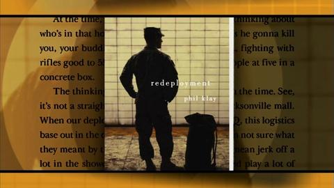 PBS NewsHour -- Writer Phil Klay returns to war in 'Redeployment'