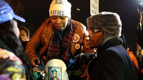 PBS NewsHour -- Understanding the grand jury ruling on Michael Brown's death