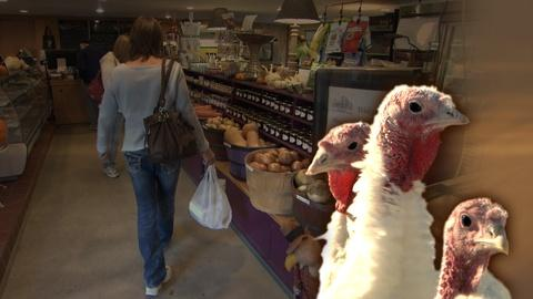 PBS NewsHour -- How do small farms stay in the turkey business?