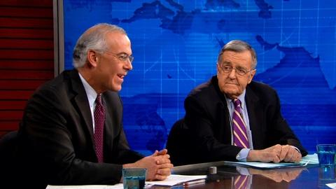 PBS NewsHour -- Shields and Brooks on the CIA interrogation report