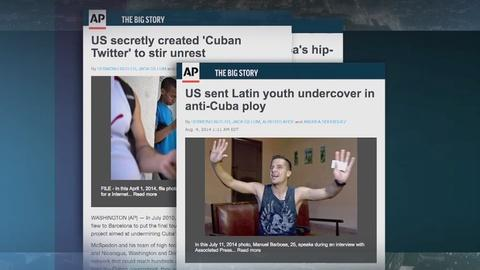 PBS NewsHour -- Behind USAID's failed attempt to infiltrate Cuban hip-hop