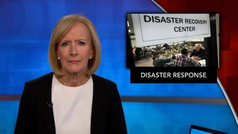 PBS NewsHour -- News Wrap: Report finds FEMA disaster coordination lacking