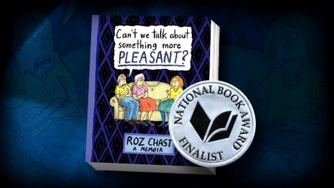 PBS NewsHour -- Readers relate to Roz Chast's personal book on aging parents
