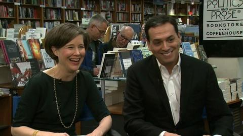 PBS NewsHour -- Bestselling authors share their favorite books of 2014
