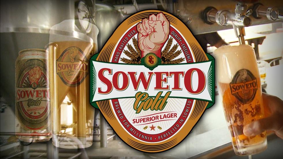 In Soweto Gold beer, a taste of economic freedom image