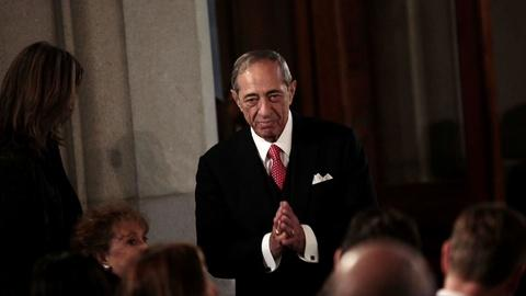 PBS NewsHour -- Remembering former New York Gov. Mario Cuomo