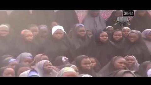 PBS NewsHour -- Can US drones find the missing Nigerian schoolgirls?