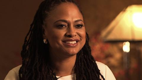 PBS NewsHour -- Director DuVernay talks writing speeches for MLK in 'Selma'