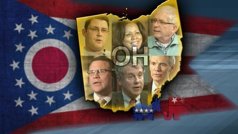 PBS NewsHour -- What do Ohio voters want? More political cooperation