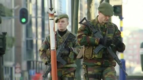 PBS NewsHour -- Amid terror threats, European cities bolster security