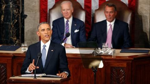 PBS NewsHour -- Obama spotlights middle class plight, vows to help