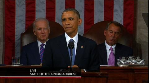 PBS NewsHour -- Obama harkens back to 2004 speech that made him famous