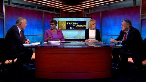 PBS NewsHour -- Shields and Brooks on Obama's 2015 State of the Union