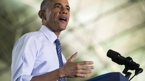 PBS NewsHour -- Obama takes State of the Union agenda on the road