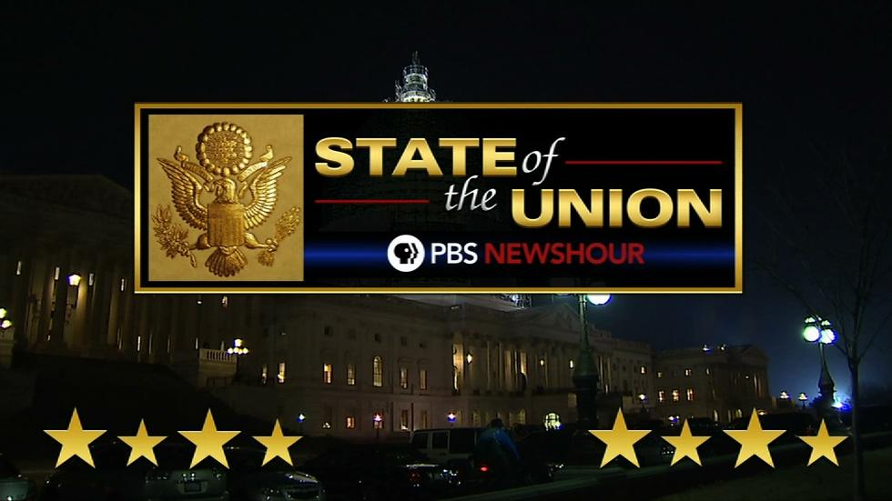 PBS NewsHour full State of the Union special Jan. 20, 2015 image