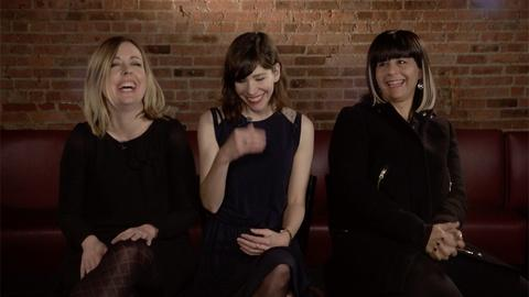 PBS NewsHour -- Sleater-Kinney on how they kept their new album a secret