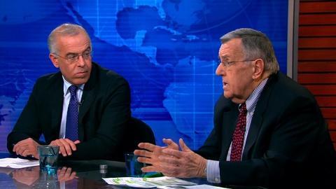 PBS NewsHour -- Shields and Brooks on inviting Netanyahu