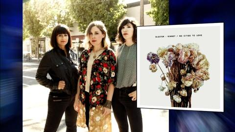 PBS NewsHour -- Sleater-Kinney returns with new songs to fight stereotypes