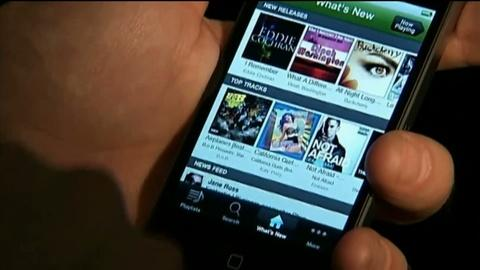 PBS NewsHour -- Streaming music changes business equation for artists