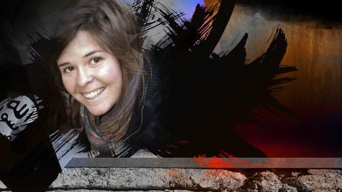 PBS NewsHour -- No proof yet of IS claims about female hostage's death