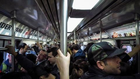 PBS NewsHour -- How mass NYC subway swab could change public health