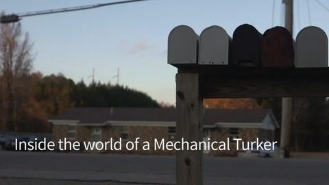 PBS NewsHour -- Inside the world of a Mechanical Turker