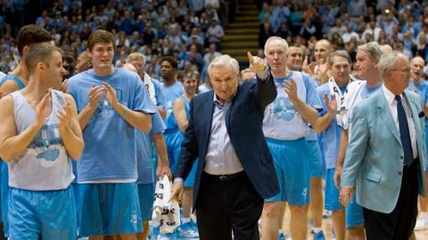 PBS NewsHour -- Dean Smith, 83, innovative coach who inspired loyalty