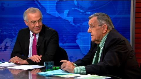 PBS NewsHour -- Shields and Brooks on Obama's war authority request