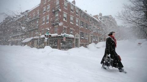 PBS NewsHour -- More extreme winter weather wallops U.S. Northeast, Midwest