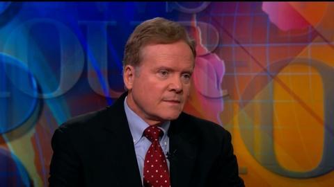 PBS NewsHour -- Former Sen. Jim Webb tests Democratic waters for 2016