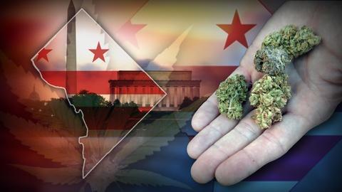 PBS NewsHour -- D.C. makes pot legal, with restrictions