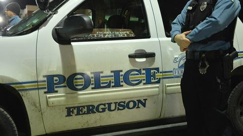 PBS NewsHour -- Connecting Ferguson police culture to community hostility