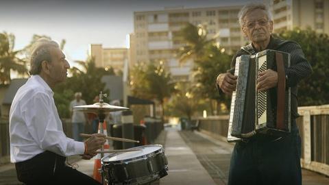 PBS NewsHour -- Hear the Holocaust Survivors Band make joyful music