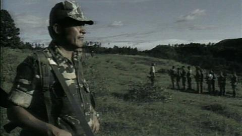 PBS NewsHour -- Behind Guerrilla Lines in El Salvador