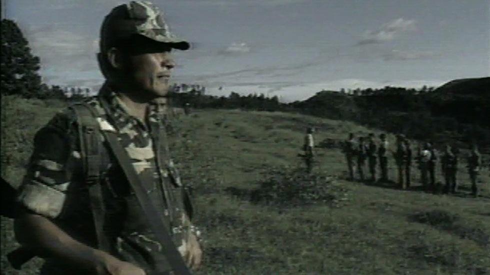 Behind Guerrilla Lines in El Salvador image