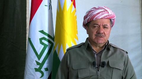 PBS NewsHour -- Kurdish leader says more U.S. weapons needed in IS fight