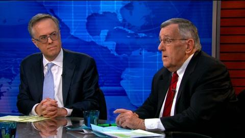 PBS NewsHour -- Shields and Gerson on Clinton's email problem