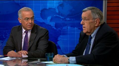 PBS NewsHour -- Shields and Brooks on Netanyahu's election provocation