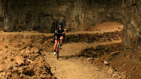 PBS NewsHour -- Not Trending: A new academic gender gap, Kentucky bike caves